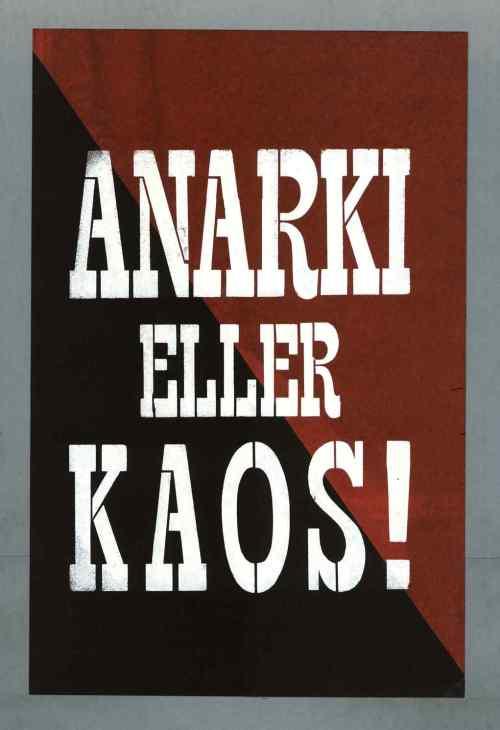 Anarki eller kaos! 1