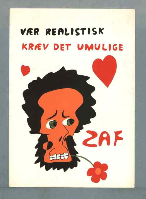 Være realistisk - kræv det umulige (ZAF)