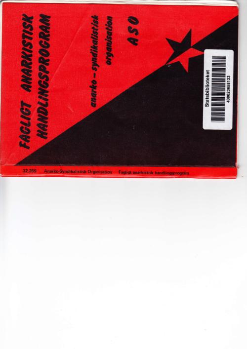 ASO handlingsprogram 1981